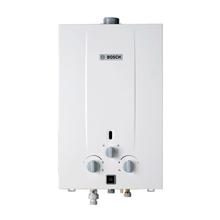 Aquecedor de Passagem a Gás GN 7,5 L/min Branco Therm 1000F Bosch