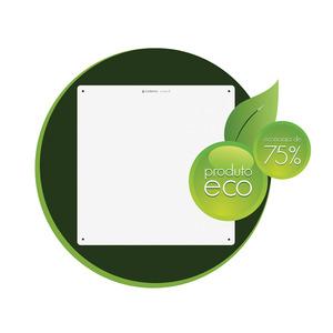 Aquecedor Eco Painel Ecotermic 220V Cadence