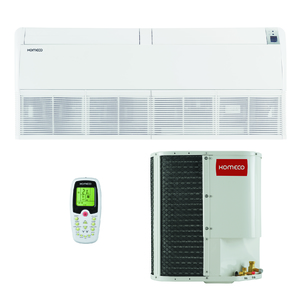 Ar Condicionado Piso e Teto 60000BTUs Quente e Frio 380V (440V) Komeco