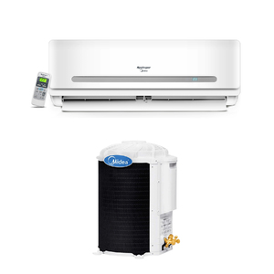 Ar Condicionado Split 30000BTUs Quente e Frio Midea