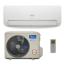 Ar Condicionado Split Inverter 12000BTUs Quente e Frio Midea