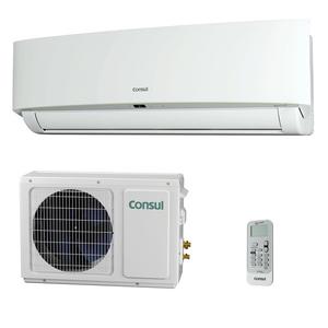 Ar Condicionado Split Inverter 9000BTUs  Quente e Frio Consul