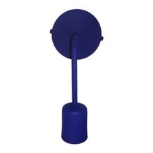 Arandela 1 Lâmpada Azul Single Luz Vita