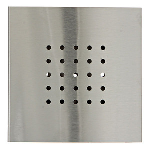 Arandela 9090 Ar 1 Lâmp. Bipino Escovado MM Iluminação