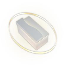 Arandela Externa Felluz Conceito Redondo Acrílico|Alumínio Branco E27
