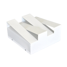Arandela Interna Inspire ARA 351 Retangular Metal Branco Bivolt