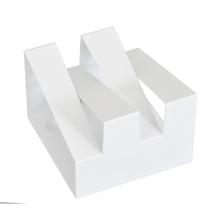Arandela Interna Inspire ARA 367 Retangular Metal Branco Bivolt
