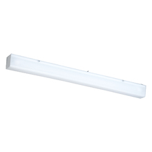 Arandela Interna Inspire ARA 368 Retangular Plástico Branco Bivolt