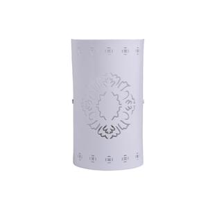 Arandela Interna Inspire Paola Redondo Plástico Branco Bivolt