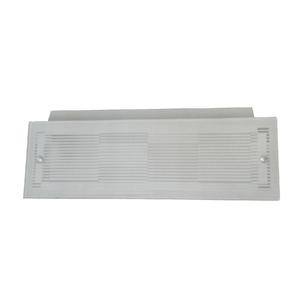 Arandela Interna LED Inspire Mosaico P Retangular Vidro Branco