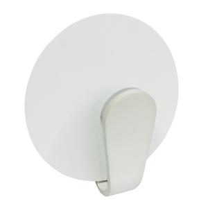 Arandela Interna LED Inspire Serena Redonda Metal Branco Bivolt