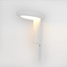 Arandela LED Alloy Flat Metal e Plástico Luz Amarela 960lm Bivolt