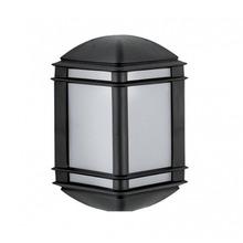 Arandela Dital Elegance Retangular Plástico Branca 1 Lamp Bivolt
