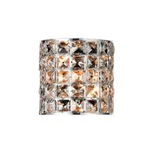 Arandela Transparente Cristal CH022 Chandelie