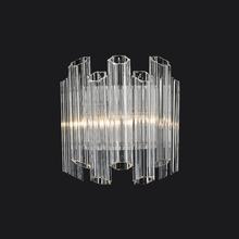 Arandela Transparente Vidro CH3392 Chandelie