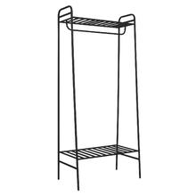 Arara Metal Simples com Sapateira Dupla 180x90x40cm VL