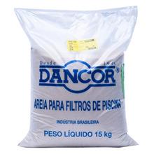 Areia para Filtro 15Kg Dancor