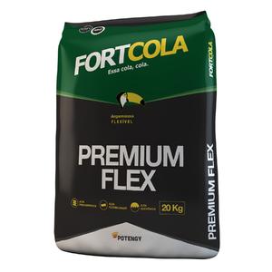 Argamassa ACIII Premium Flex Cinza 15Kg Fortcola