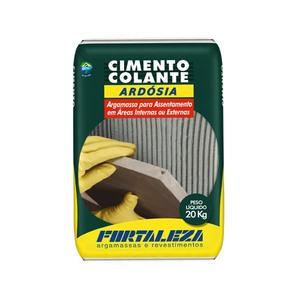 Argamassa Ardosia 20Kg-Fortaleza