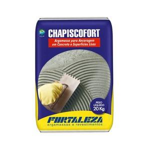 Argamassa Chapisco 20Kg - Fortaleza