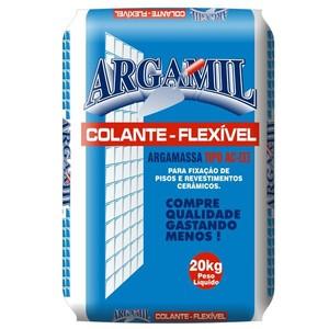 ARGAMASSA COLANTE FLEXIVEL AC III CINZA DENSIDADE 1,66 G/CM3 TEMPERATURA AMBIENTE 5-40 ºC TEMPO SECAGEM 72H 20KG USO INTERNO EXTERNO