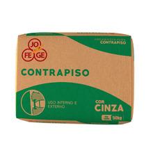 Argamassa Contrapiso Cinza 50Kg Jofege