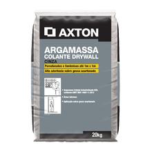 Argamassa Drywall Interno Cinza 20kg Axton