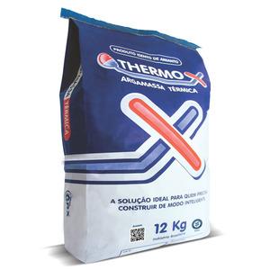 Argamassa Isolante Térmica Marrom 12Kg Thermo-X