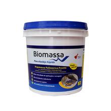 Argamassa Polimérica para Alvenaria e Assentamento de Pisos e Azulejos Branca Balde de 5Kg Biomassa do Brasil