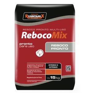 Argamassa Rebocomix 15kg Rejuntamix