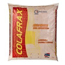 Argamassa Refrataria 10Kg - Colafrax