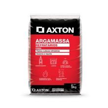 Argamassa Refratários Cinza 5 kg Axton