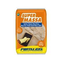 Argamassa Super Massa Cinza 20Kg-Fortaleza