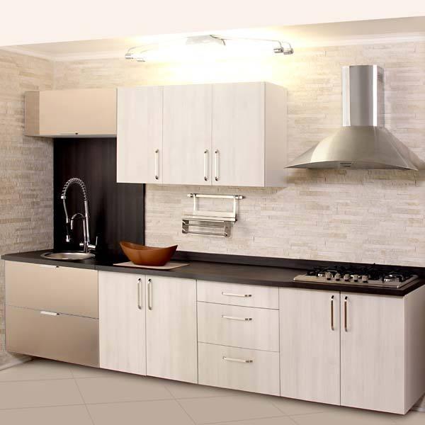 Armario Plastico Carrefour ~ Armário de Cozinha de Cozinha Superior MDP Rovere Sbiancato 1 Porta para Cozinha Toulose Delinia