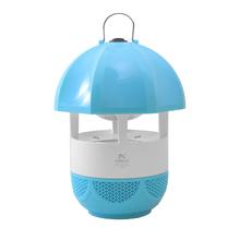 Armadilha Eletrônica para Mosquitos Guarda Chuva Azul Bivolt