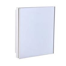 Ármario com Espelho Branco 35,5x30,3x9,4cm Astra