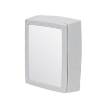 Ármario com Espelho Branco 36,9x30x10,8cm Astra