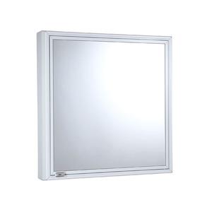 Ármario com Espelho Branco 51x49x10,5cm Cris Metal