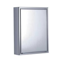 Ármario com Espelho Prata 50x38,2x12,6cm Expambox