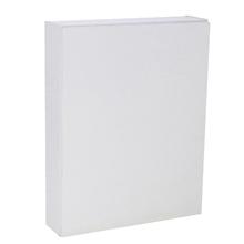 Armário com Porta 77x60x14cm Branco Remix Móveis Bechara