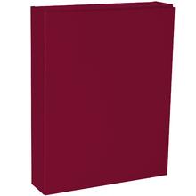 Armário com Porta 77x60x14cm Vermelho Remix Móveis Bechara