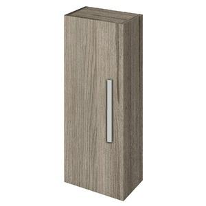Armário de Banheiro Modular MDF  Grigio 60x24,3x14,9cm Gaam