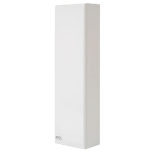 Armário de Banheiro Modular MDF Branco 73x20x13cm Scalla