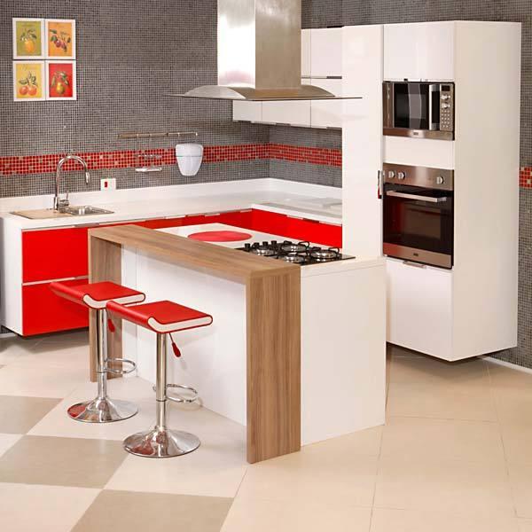 Adesivo Luz De Led ~ Armário de Cozinha de Cozinha Superior MDP Branco 2 Porta para Cozinhas MDF Saint Tropez Delinia