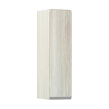 Armário de Cozinha 1 Porta 31x75x20cm Legno Crema Prime Luciane