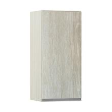 Armário de Cozinha 1 Porta 31x75x35cm Legno Crema Prime Luciane