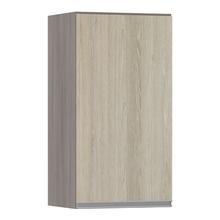 Armário de Cozinha 1 Porta 31x75x40cm Cedro Prime Luciane