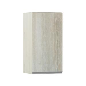 Armário de Cozinha 1 Porta 31x75x40cm Legno Crema Prime Luciane