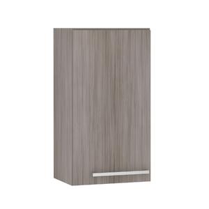 Armário de Cozinha 1 Porta 31x75x40cm Malbec Prime Luciane