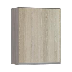Armário de Cozinha 1 Porta 31x75x60cm Cedro Prime Luciane